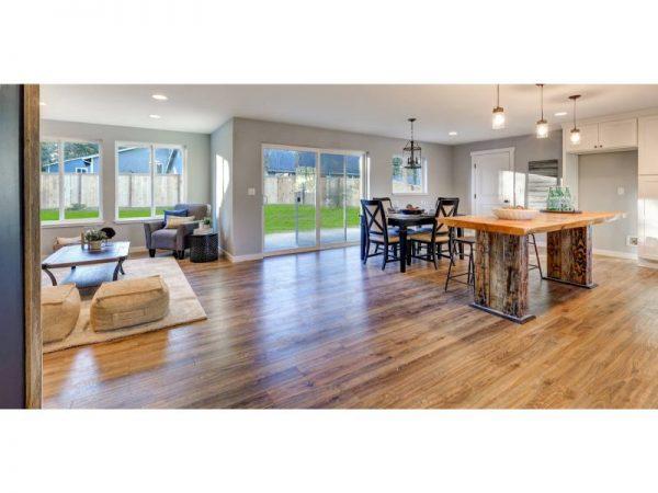 Luxury Vinyl Plank Flooring in Burke, VA, by Floors and Designs